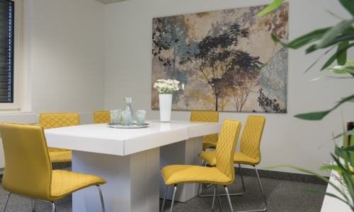 Office Staging by Kyburz Homestaging Homestyling